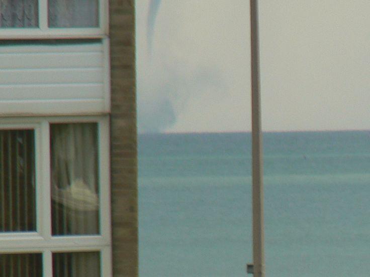 Tornado in Rustington on 29/6/2014