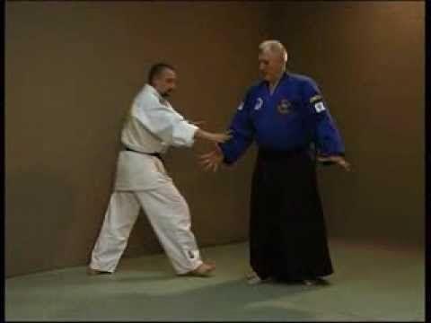 Odbrana - Learn Real Aikido - Adults Green Belt - YouTube