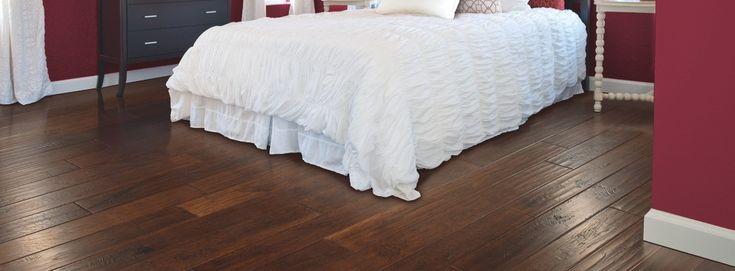 Westwood Hickory Hardwood, Coffee Hickory Hardwood Flooring | Mohawk Flooring