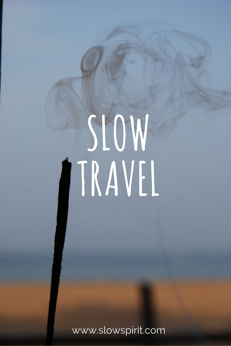 Slow Spirit is a travel and lifestyle blog which focuses on budget travel, slow travel and a sustainable, minimalistic lifestyle.