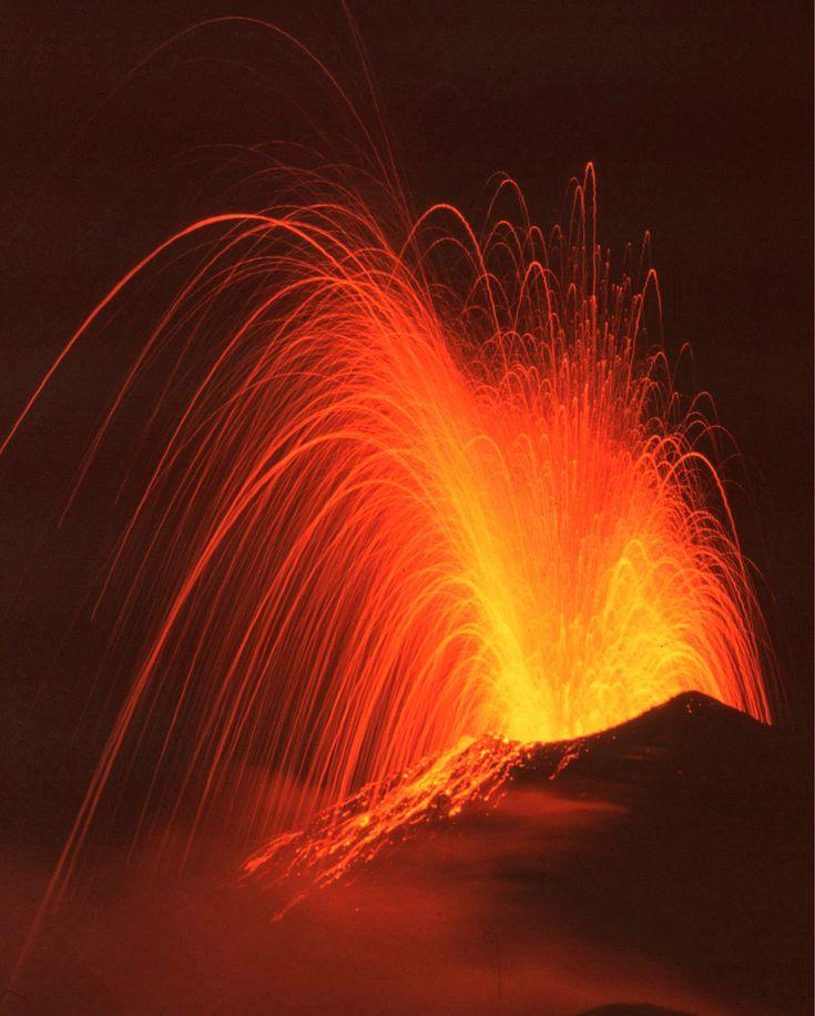 Pacaya Volcano, Guatemala.