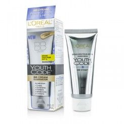 L'Oreal Youth Code BB Cream Illuminator SPF 15, Medium 50ml