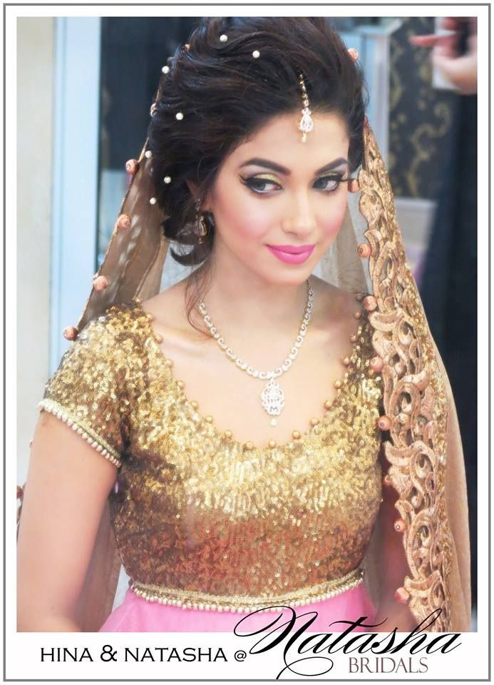 Soniya hussain, Pakistani tv actress, on her nikaah #pakistani #celebrity #weddings #bridal