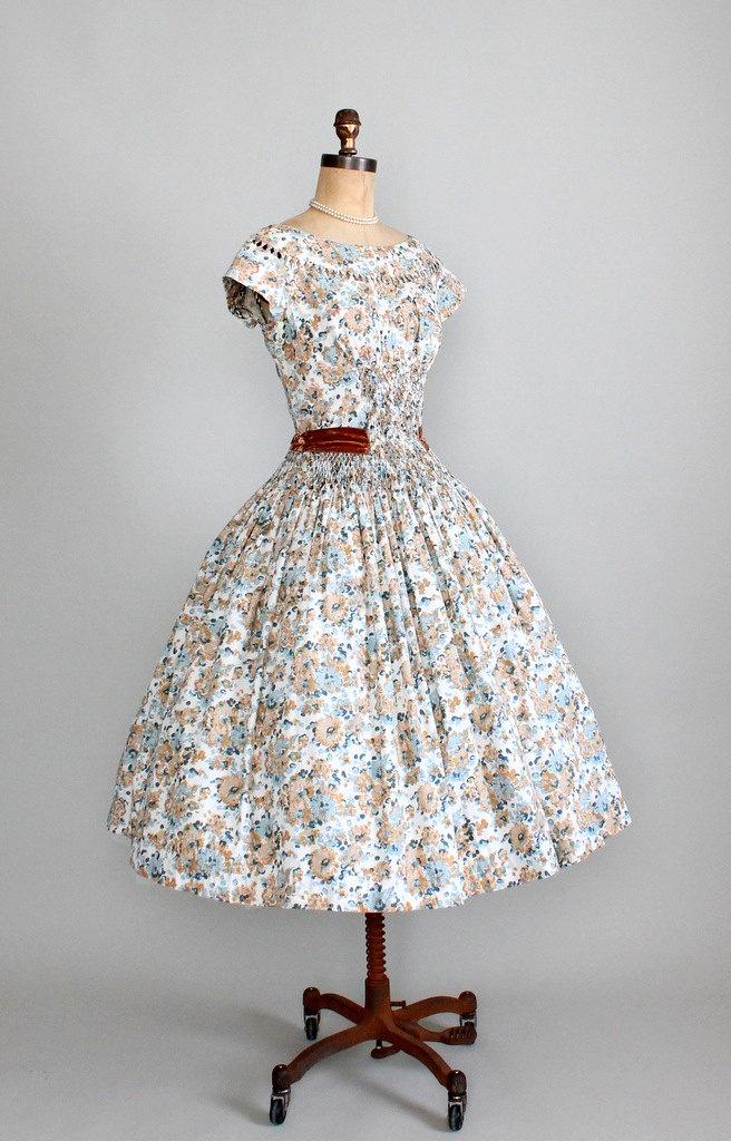 Vintage Garden Party Dresses 51