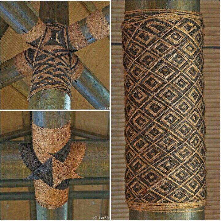 Sopolemalama Filipe Tohi   Master of the art of lalava (lashing) - Tongan Artist