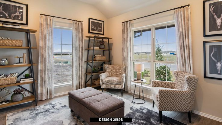 Living Spaces | Photo Gallery | Perry Homes