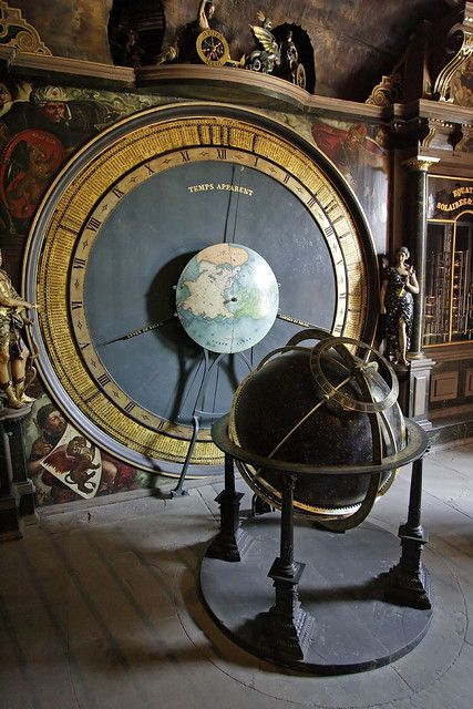 Astronomical Clock Be still my heart!!!!!!!!!!