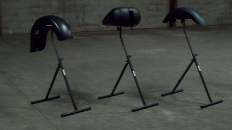 Auto Body Tools,Harley Fender,Gas Tanks Paint Stands