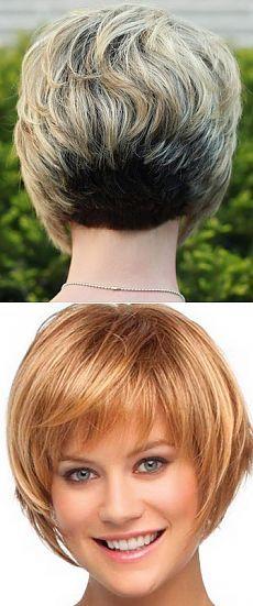 Технология причёсок для коротких волос