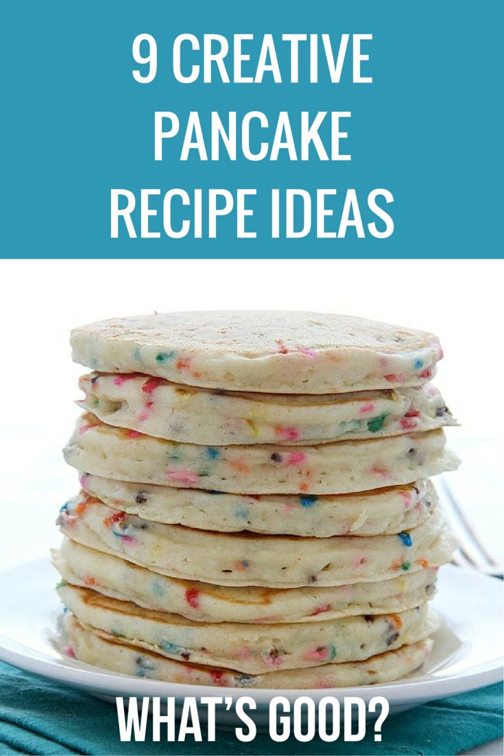 1000 images about what 39 s good blog posts on pinterest for Award winning pancake recipe
