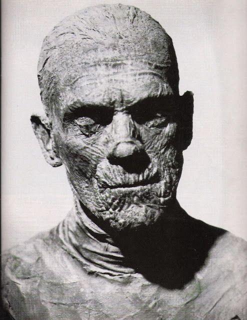 Boris Karloff - The Mummy