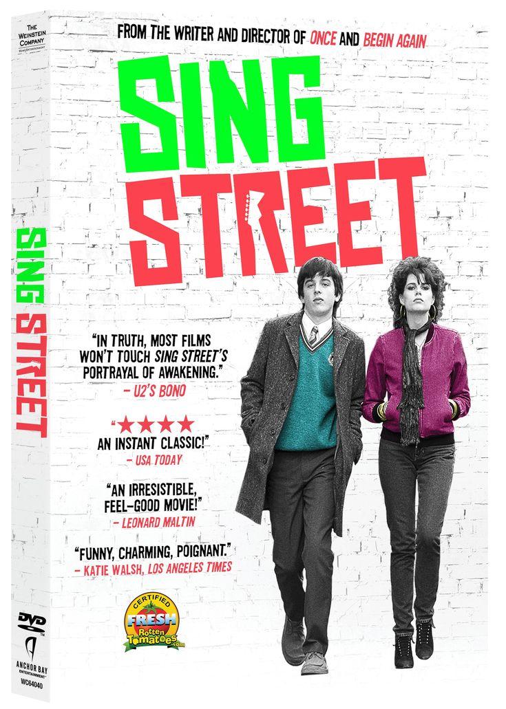 Sing Street DVD & $50 iTunes Gift Card Giveaway @ https://wn.nr/wVTU97