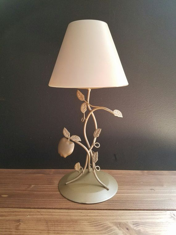 Vining Apple Tealight Lamp by UpUpandAwayWeGo on Etsy