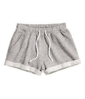 Ladies | Shorts | H&M CA Sweatshirt shorts $14.99
