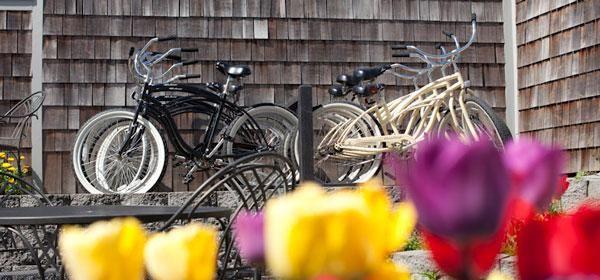San Juan Island Hotel Bikes