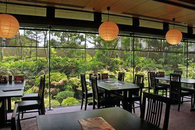 Cafe#kamakura#鎌倉#和食レストランあじさい