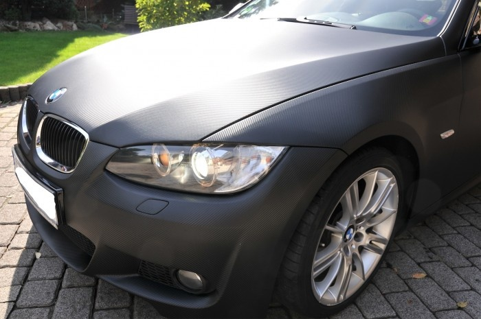BMW 3 Coupe - carbon
