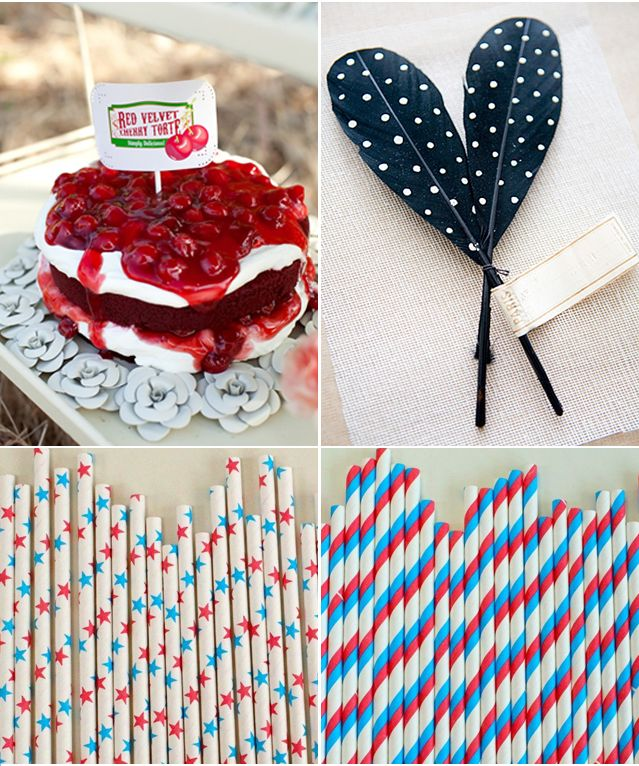 69 Best July 4th Weddings Images On Pinterest