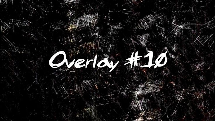 Video Overlay Pack #11