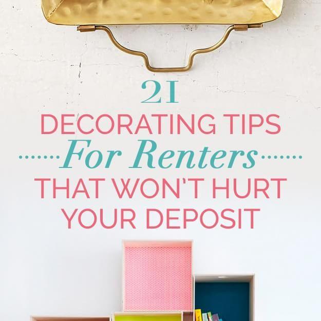 25+ Best Ideas About Rental Decorating On Pinterest