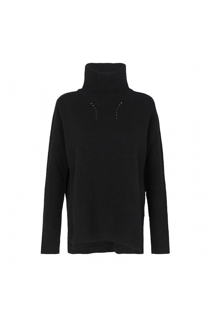 Leworth Tubular Collar Top by CAMILLA AND MARC