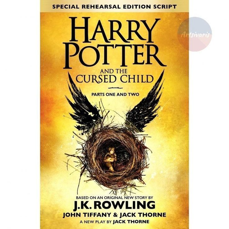 Harry Potter and The Cursed Child Parts 1 2 Script Book 8 Special Edition New 1338099132 | eBay
