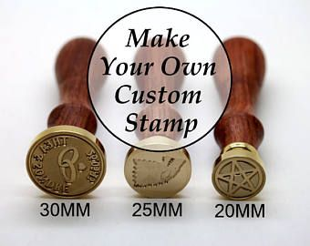 Personalized Wax Seal Stamp/Custom Wax Seal Stamp/ Wedding wax