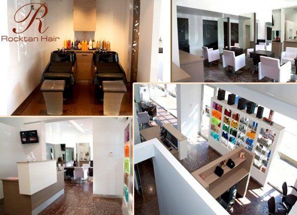 Small hair salon design ideas rocktan hair home page for A p beauty salon vancouver wa