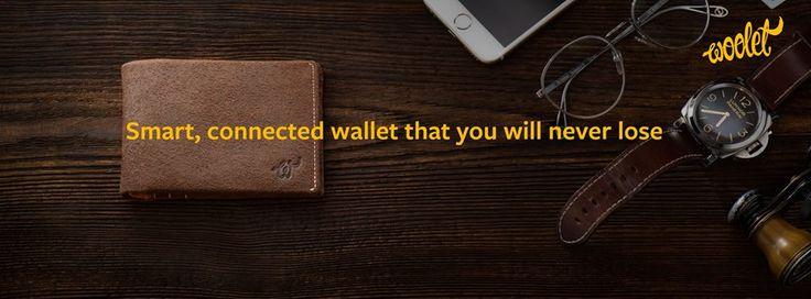 Check details on www.woolet.co #wallet #geek #gadgets #wearables