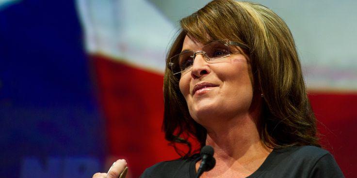 Sarah Palin's Heresy