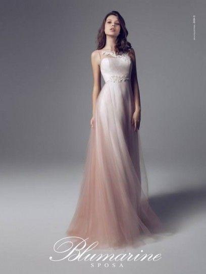 Abiti da sposa colorati 2014