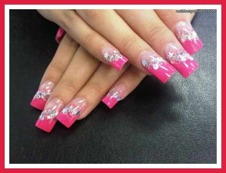 200 best nail designs for fake nails images on pinterest artificial nails pink nail designsnails prinsesfo Images