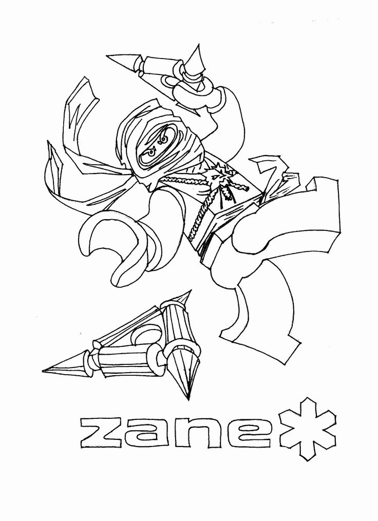 Coloring Book Lego toys in 2020 | Ninjago coloring pages ...