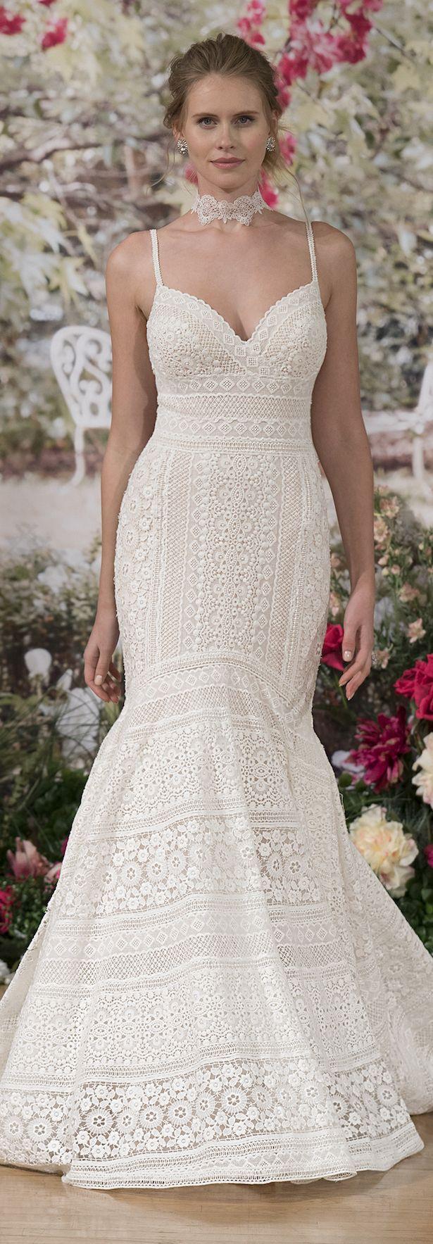 Wedding Dress by Sottero and Midgley Fall 2017 NYBFW