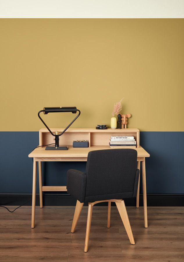 blueberry wandfarbe in 2019 sch ner wohnen farbe. Black Bedroom Furniture Sets. Home Design Ideas