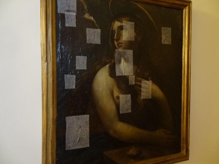Ignoto napoletano. Maddalena. Pio Monte della Misericordia