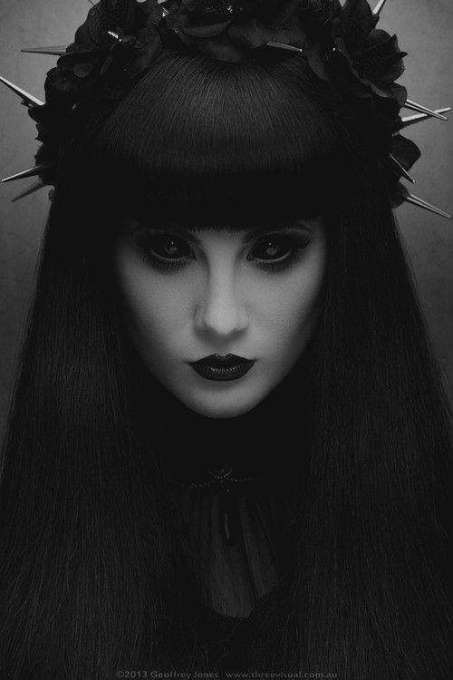Sexy Dark Art Gothic Nude Photo Jpg