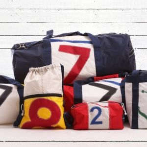 Re-Sails - Recycled Yacht Sails Bag Range