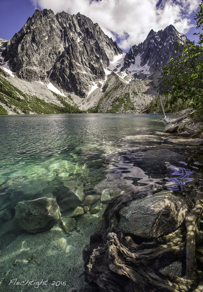 Colchuck Lake, Washington