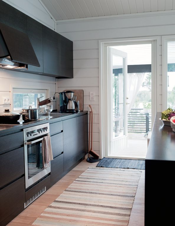 AR home's design: {Piccole Cucine}
