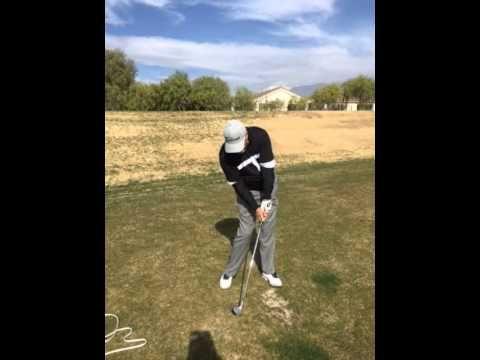 Dan Shauger Master of his (New Golf Swing) Norm Davis Play the Senior Tour