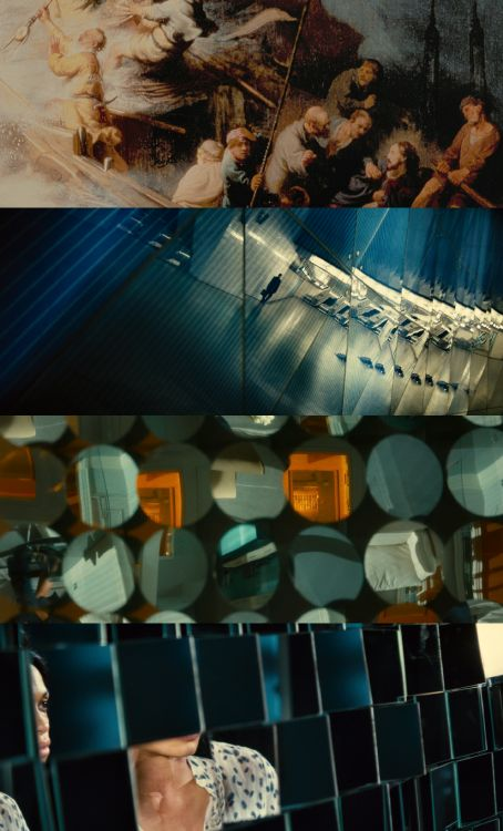 Trance (2013) - Cinematography by Anthony Dod Mantle   Directed by Danny Boyle