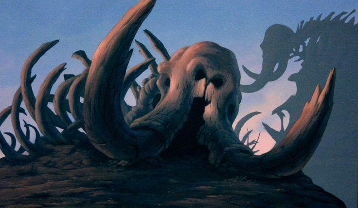 Znalezione obrazy dla zapytania elephant graveyard ...