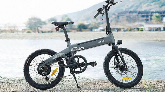 Xiaomi Himo C20 Electric Bicycle The Simpler Electric Bicycle