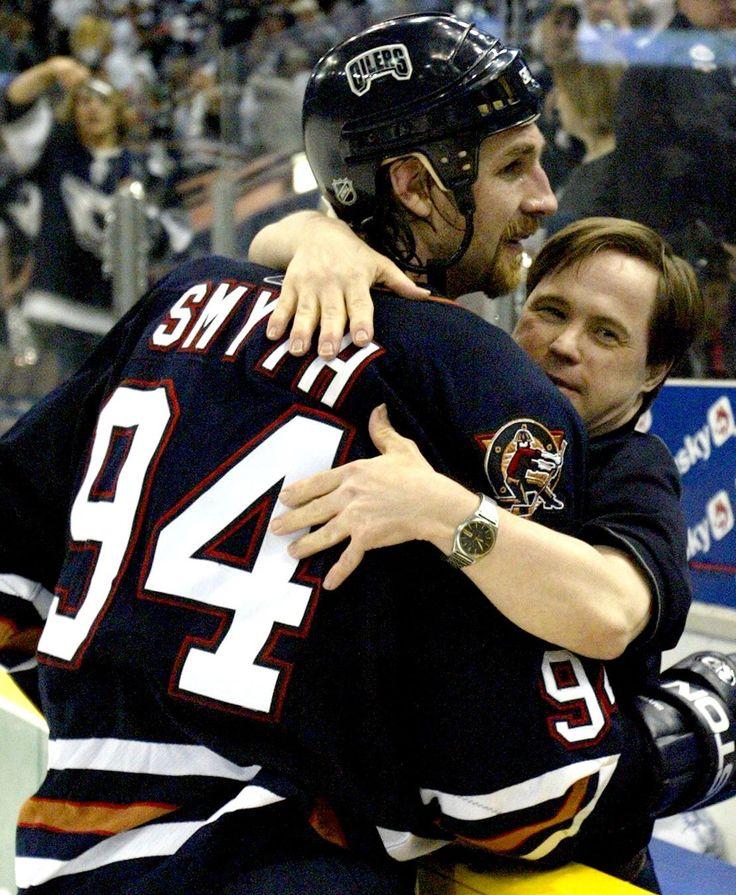 Ryan Smyth & Joey Moss