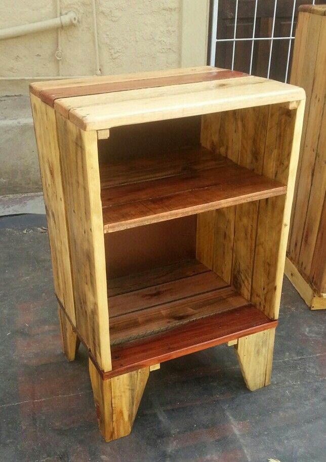 furniture made out of wood. just finished varnishing this cupboard made out of old pallet wood furniture f