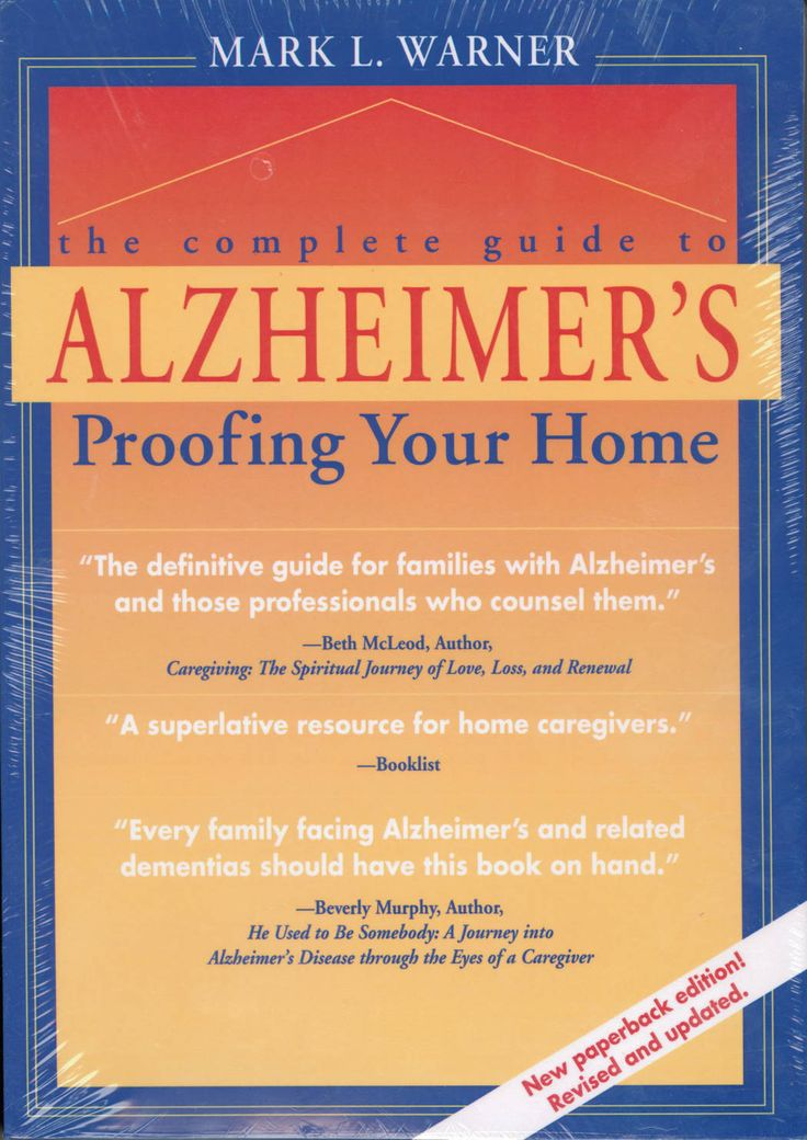Alzheimer's Proofing Your Home