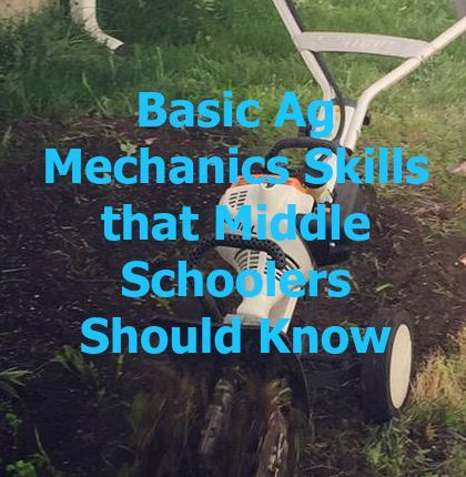 Blog post on the simple skills that middle school students need help understanding. - OLT