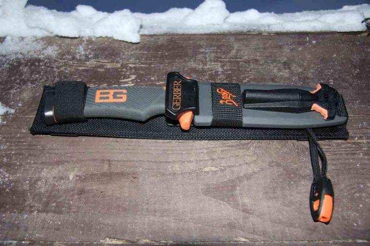 Китайский нож для выживания Bear Grylls «Ultimate»