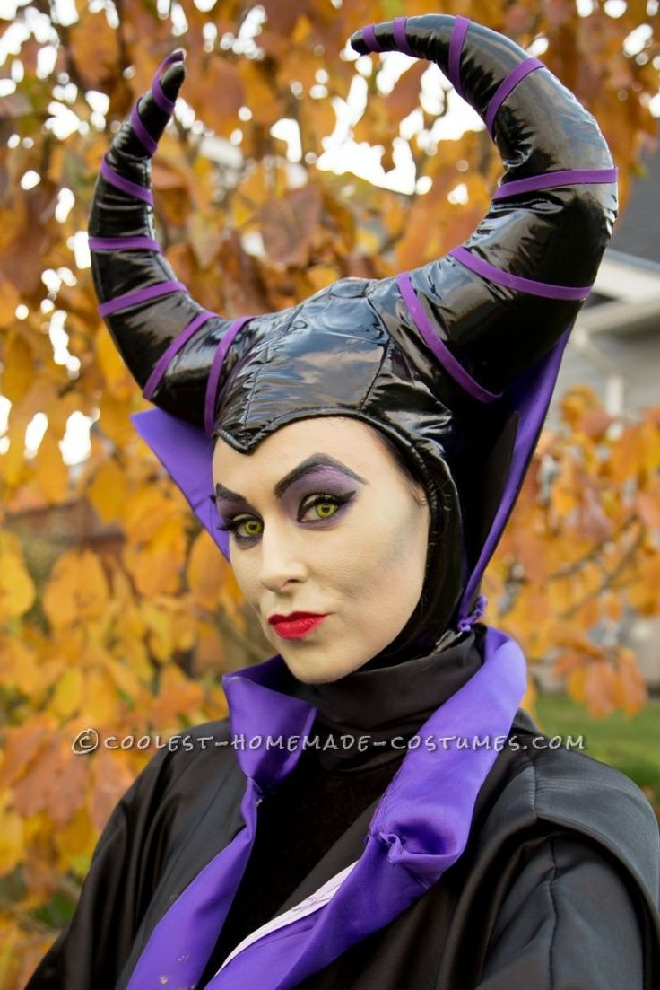 Cool Homemade Maleficent Costume… Coolest Halloween Costume Contest